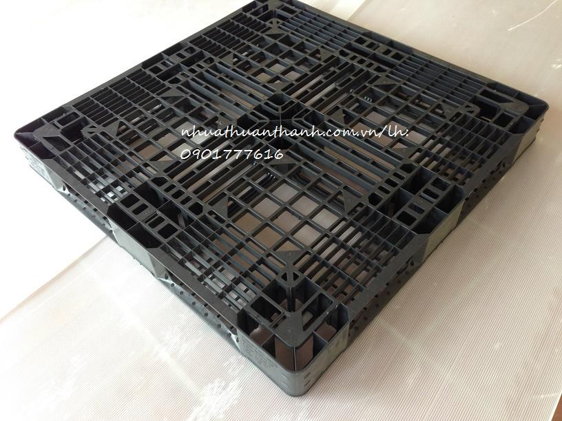 Pallet nhựa, sóng nhựa, thùng rác nhựa giá rẻ nhất Hà Nội