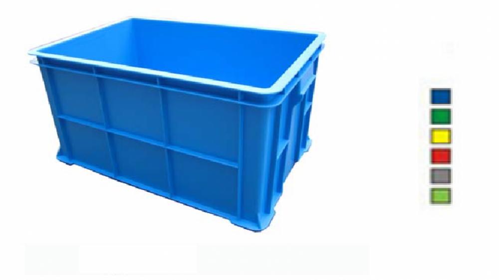 Thùng nhựa đặc B5 thương hiệu nhựa Thuận Thành uy tín, chất lượng