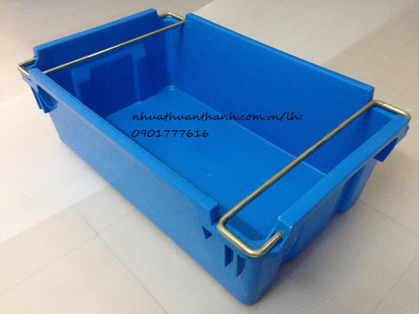 Thùng nhựa, sóng nhựa, thùng rác nhựa giá rẻ nhất Hà Nội