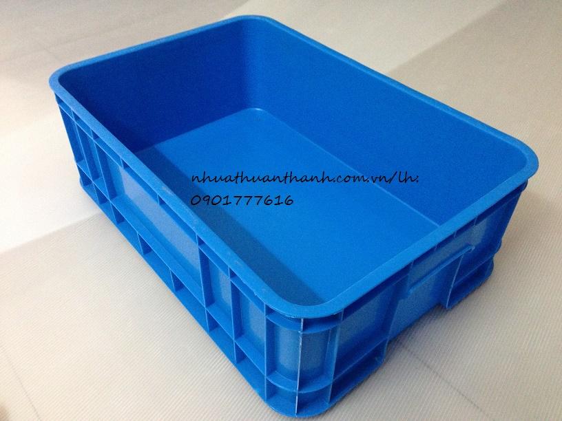 Lí do bạn nên chọn sản phẩm thùng nhựa của nhà máy nhựa Thuận Thành