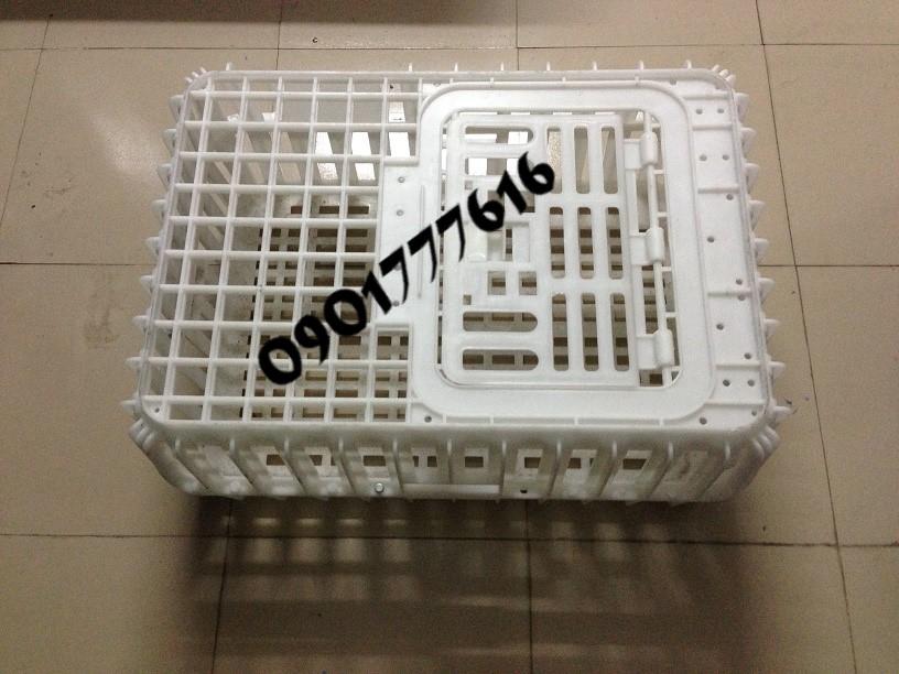 Tại sao mua lồng đựng gà( lồng nhựa bắt gà) nên chọn Nhựa Thuận Thành?